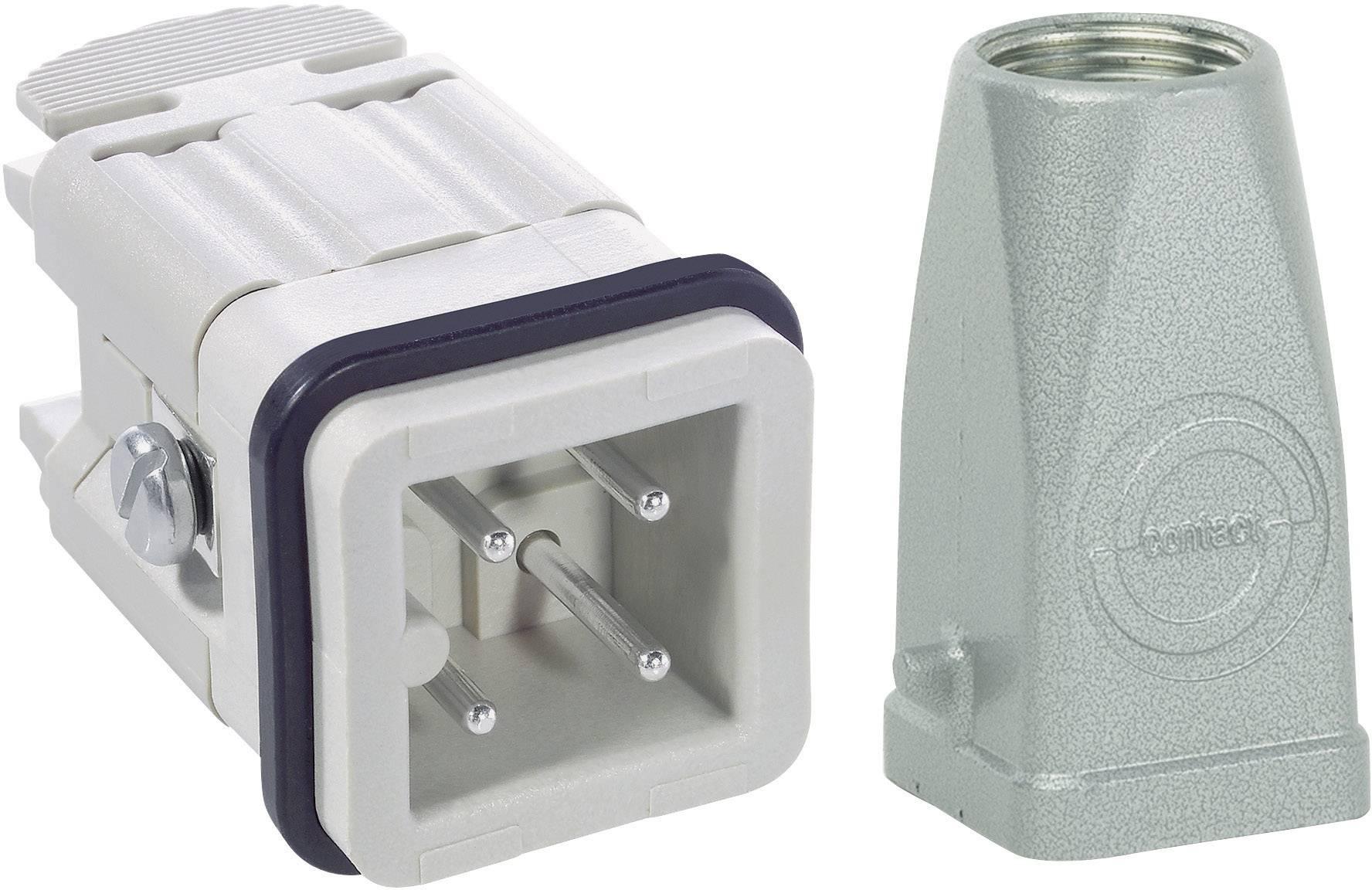 Sada konektorů EPIC®KIT H-A 3 75009602 LAPP 3 + PE šroubovací 1 sada