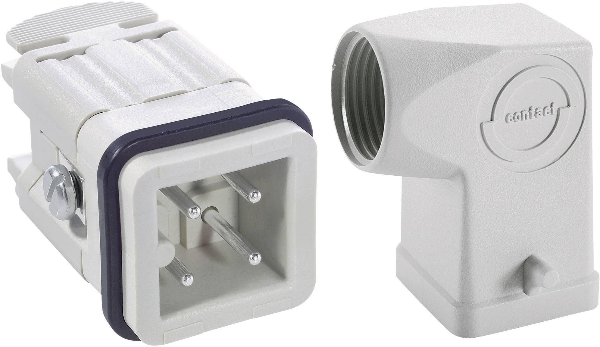 Sada konektorů EPIC®KIT H-A 3 75009603 LappKabel 3 + PE šroubovací 1 sada