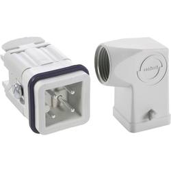 Sada konektoru EPIC®KIT H-A 3 75009603 LAPP 3 + PE šroubovací 1 sada