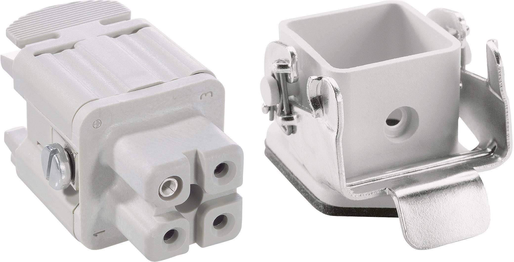 Sada konektoru EPIC®KIT H-A 3 75009605 LAPP 3 + PE šroubovací 1 sada