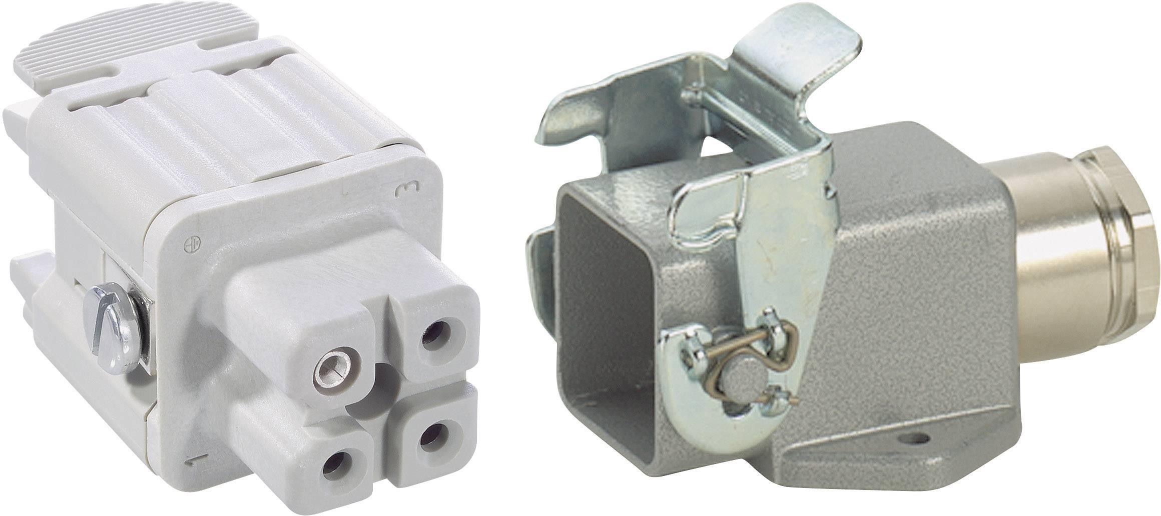 Sada konektorů EPIC®KIT H-A 3 75009610 LAPP 3 + PE šroubovací 1 sada