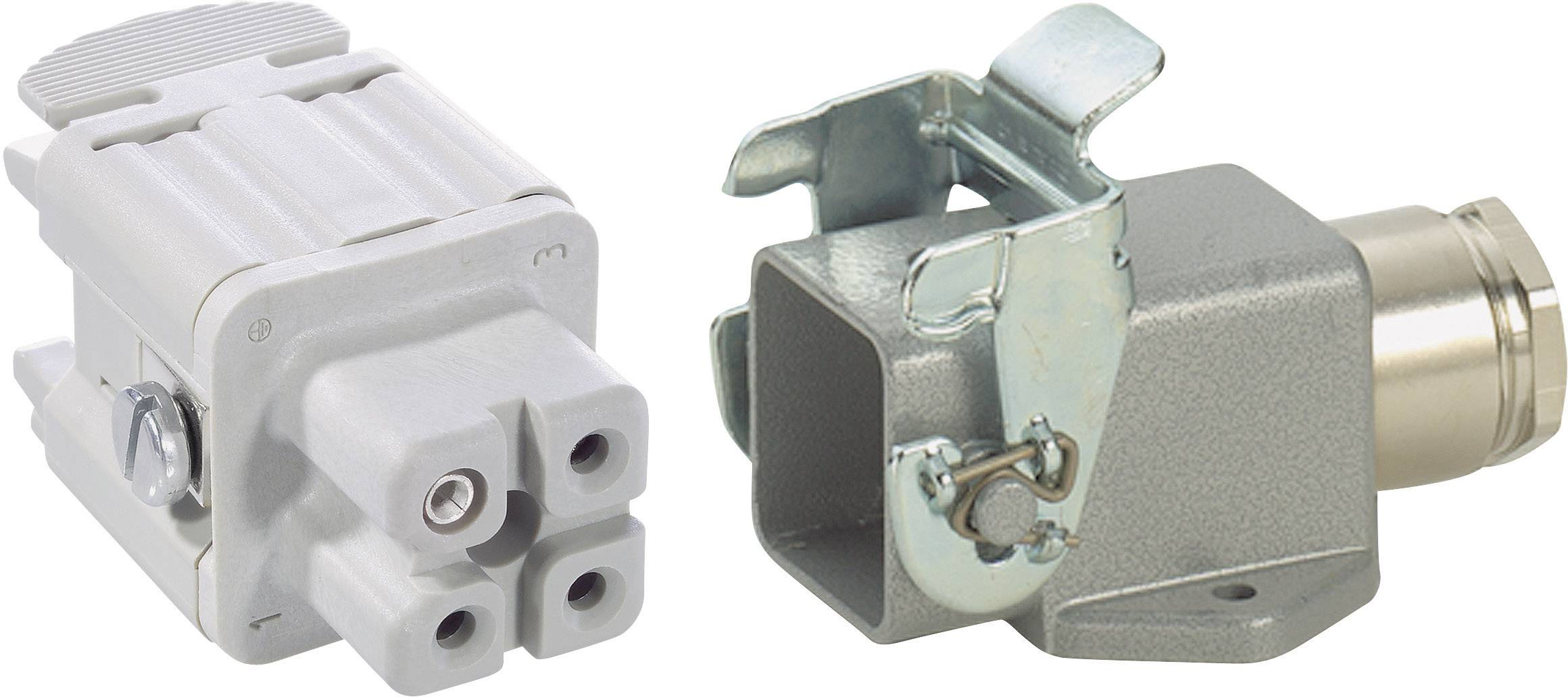 Sada konektorů EPIC®KIT H-A 3 75009610 LappKabel 3 + PE šroubovací 1 sada