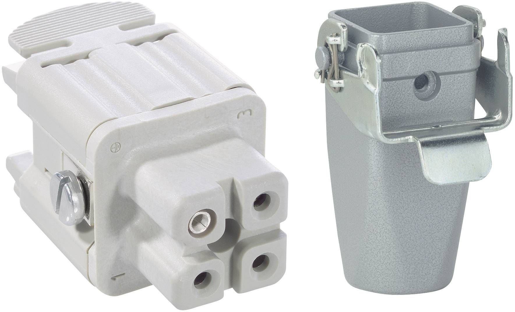 Sada konektorů EPIC®KIT H-A 3 75009612 LappKabel 3 + PE šroubovací 1 sada