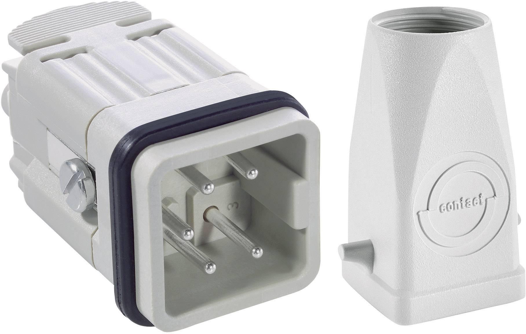 Sada konektorů EPIC®KIT H-A 4 75009613 LAPP 4 + PE šroubovací 1 sada