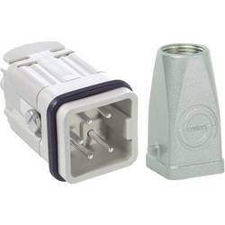 Sada konektoru EPIC®KIT H-A 4 75009614 LAPP 4 + PE šroubovací 1 sada
