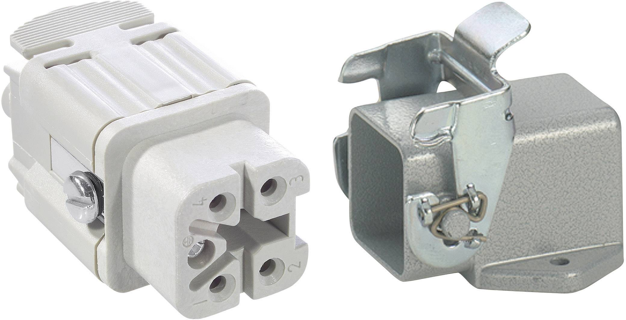Sada konektorů EPIC®KIT H-A 4 75009620 LAPP 4 + PE šroubovací 1 sada
