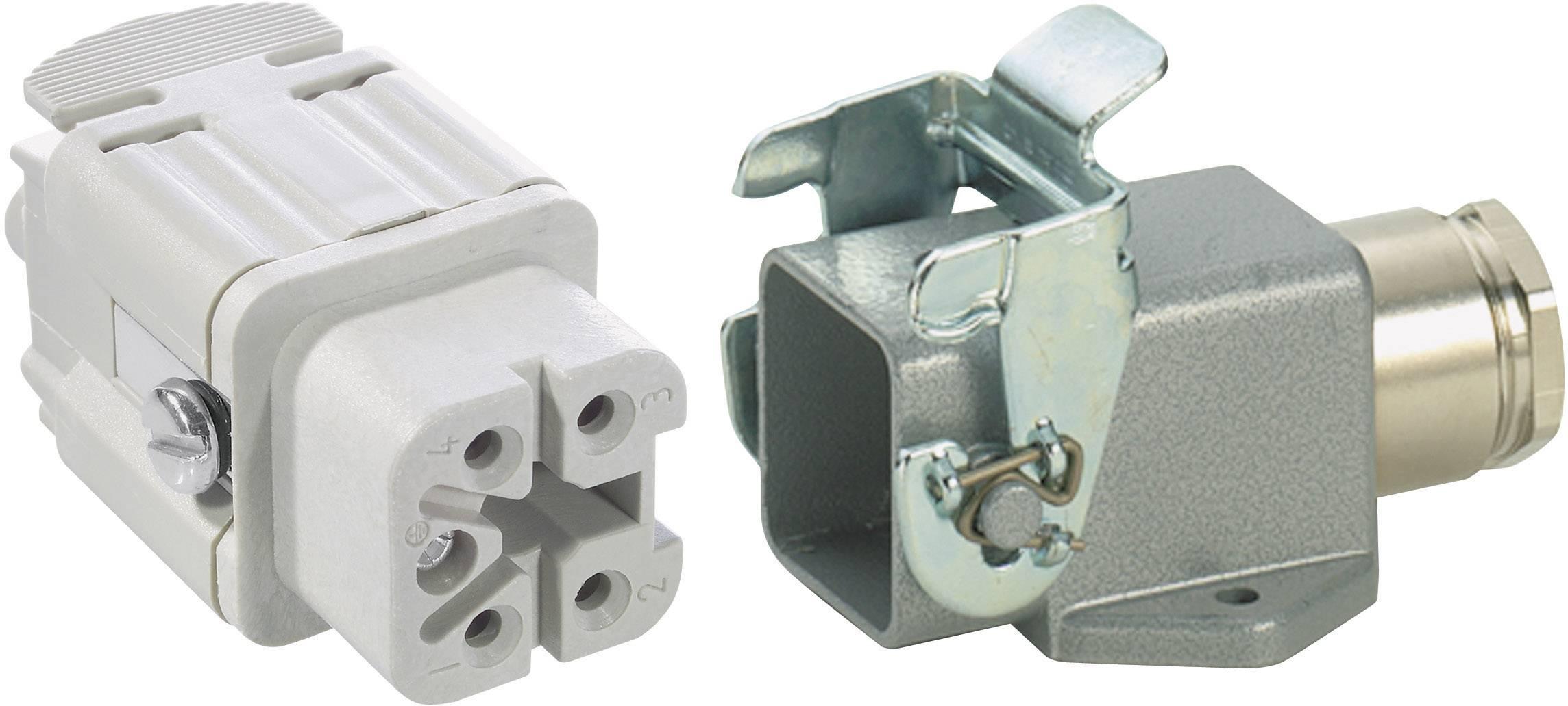 Sada konektorů EPIC®KIT H-A 4 75009622 LAPP 4 + PE šroubovací 1 sada