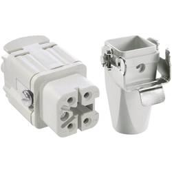 Sada konektoru EPIC®KIT H-A 4 75009623 LAPP 4 + PE šroubovací 1 sada