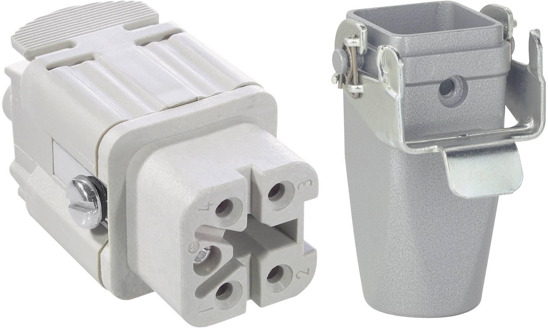 Sada konektorů EPIC®KIT H-A 4 75009624 LAPP 4 + PE šroubovací 1 sada