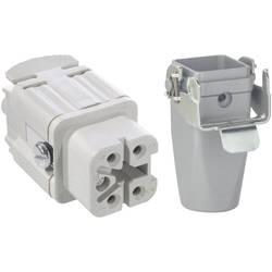Sada konektoru EPIC®KIT H-A 4 75009624 LAPP 4 + PE šroubovací 1 sada