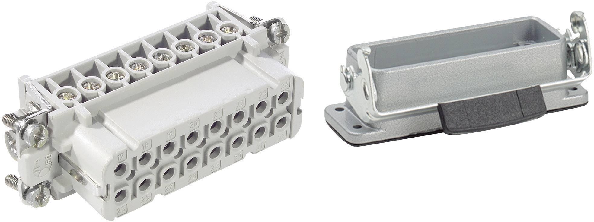 LappKabel EPIC® KIT H-A 16 BS AG (75009632), IP65, 1 set, šedá