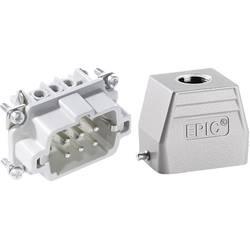 Sada konektoru EPIC®KIT H-BE 6 75009635 LAPP 6 + PE šroubovací 1 sada