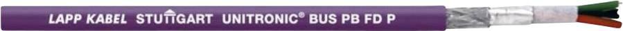 Zbernicový kábel LappKabel UNITRONIC® BUS 2170222, vnější Ø 8 mm, fialová, metrový tovar