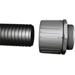 Ochranný husý krk HellermannTyton HG-SW13 166-11102, 9.80 mm, černá, metrové zboží