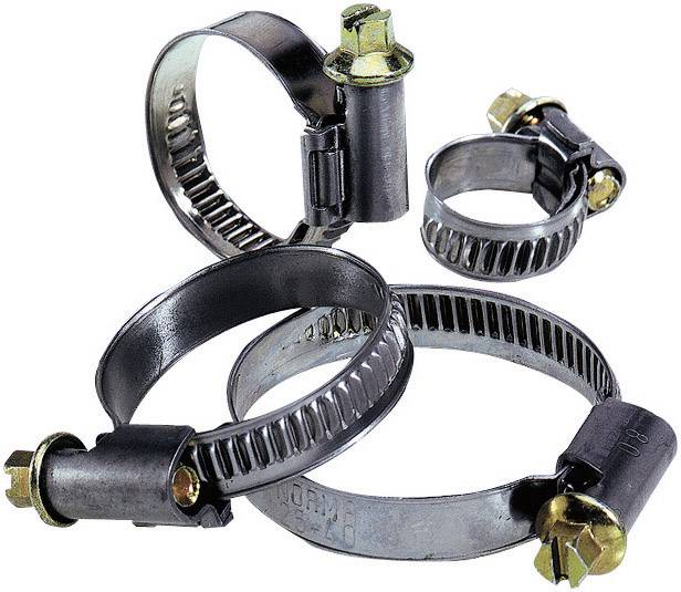 LappKabel SILVYN® SCH 12 - 20 S 52003140, 16 mm (max), strieborná, mosadz, 1 ks