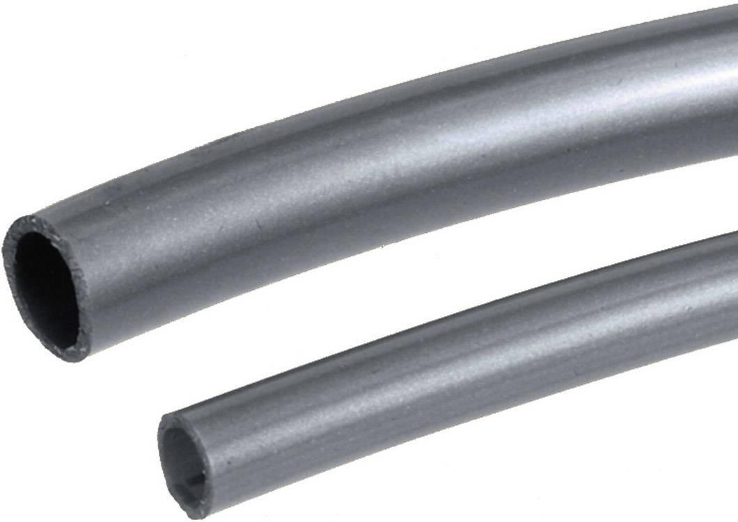 Ochranný plášť (m) LappKabel SI 9 x 12 SGY (61713240), 12 mm, PVC, stříbrnošedá (RAL 7001)