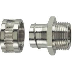 Hadicová spojka rovná HellermannTyton SC20-FM-M20 166-30304, 16.90 mm, kov, 1 ks