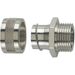 Hadicová spojka rovná HellermannTyton PCS16-FM-PG11 166-31012, PG11, 13 mm, kov, 1 ks