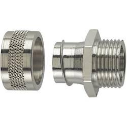 Hadicová spojka rovná HellermannTyton PCS50-FM-PG42 166-31018, PG42, 48.40 mm, kov, 1 ks