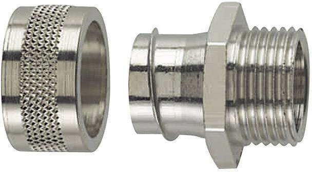 Hadicová spojka rovná HellermannTyton PSC12-FM-M16 166-31001, M16, 10.20 mm, kov, 1 ks