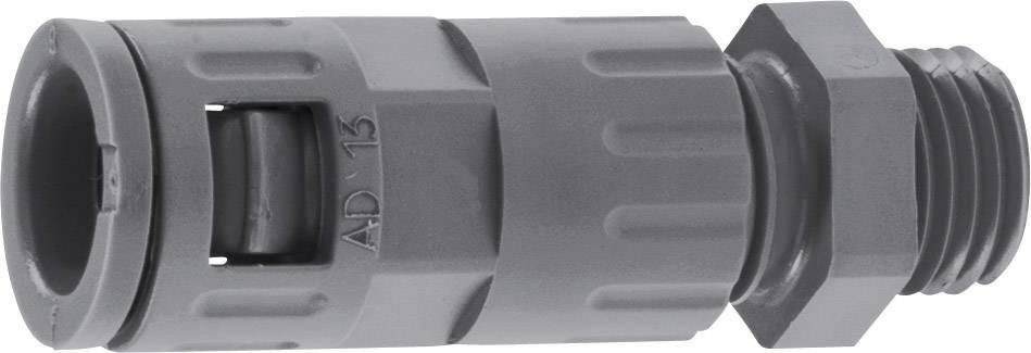 Hadicová spojka rovná LappKabel SILVYN® KLICK GPZ-M IP66 32X1,5 BK 55502813, M32, 23 mm, čierna, 1 ks
