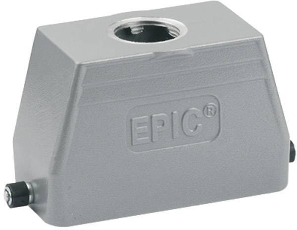 Průchodkové pouzdro, rovný kabelový vstup, čepy pro podélné držadlo, nízké provedení, série H-B 16 LAPP EPIC® H-B 16 TG-RO M25 19080900 1 ks