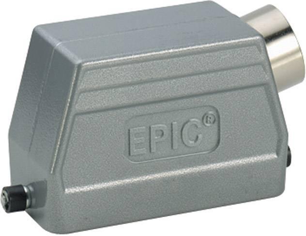 Průchodkové pouzdro, postranní kabelový vstup, čepy pro příčné třmeny, nízké provedení, série H-B 16 LappKabel EPIC® H-B 16 TS-RO M25 ZW 19082900 1 ks