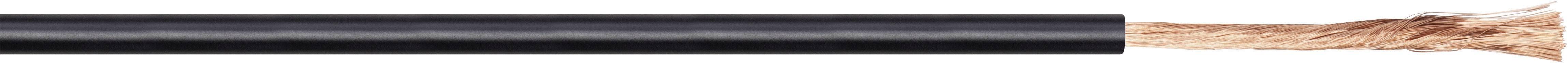 Merací vodič LappKabel 49900149 LiFY, 1 x 2.50 mm², vonkajší Ø 3.90 mm, metrový tovar, čierna
