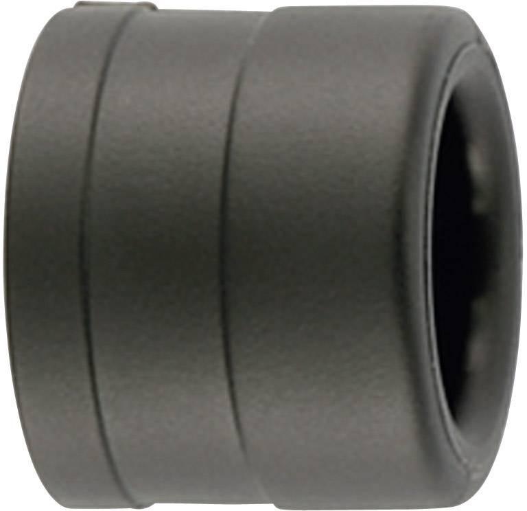 Koncovka HellermannTyton PAEC28 (166-50802), černá