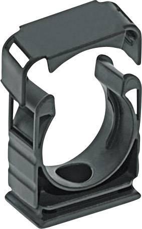 Úchytka LappKabel SILVYN KLICK HG 11/15,8 BK (55500624), černá (odolná proti UV)