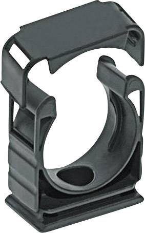 Úchytka LappKabel SILVYN KLICK HG 9/13,0 BK (55500623), černá (odolná proti UV)