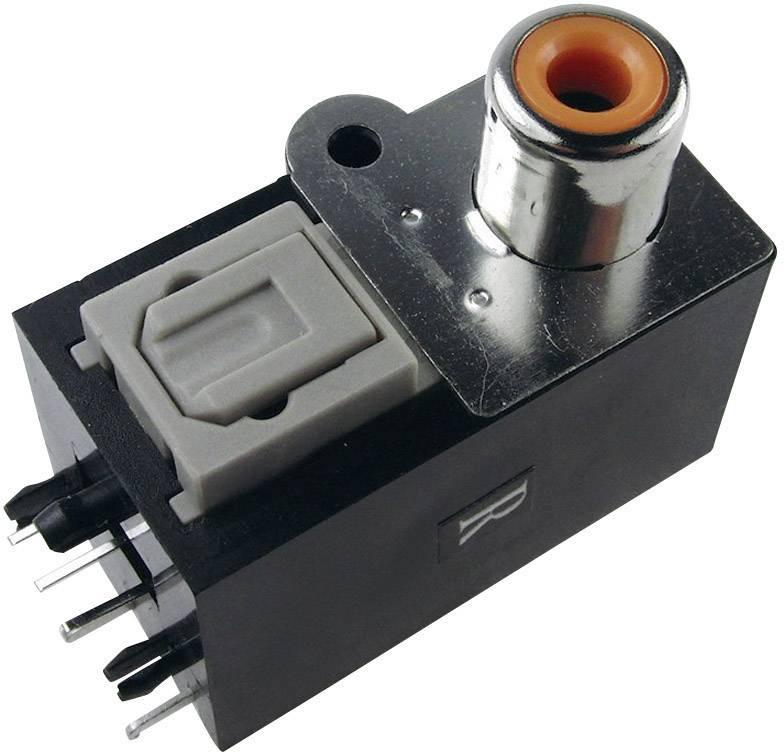 Optický přijímač FC684206R, přenosová rychlost 12.5 MBit/s, -21 dBm