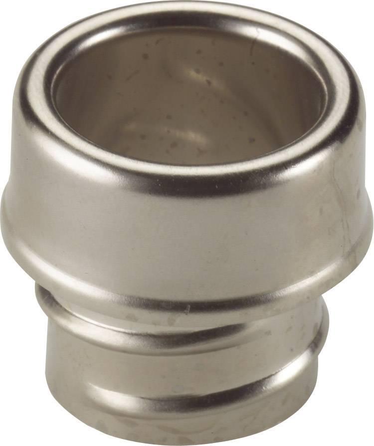 Koncový uzávěr LappKabel SILVYN® US-AS 16 61802220, 18 mm, stříbrná, 1 ks