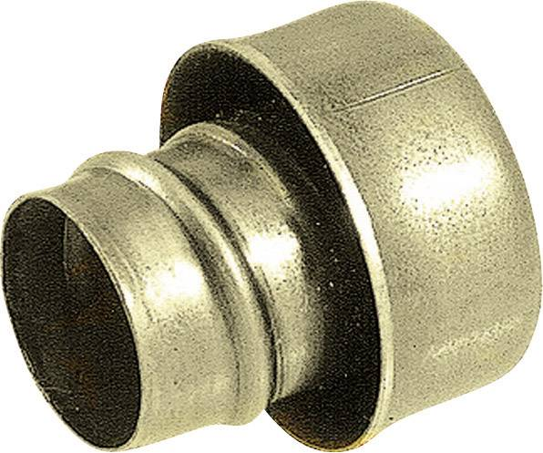 Koncový uzávěr LappKabel SILVYN® US-EDU-AS 29 61802540, 27.50 mm, mosaz, 1 ks