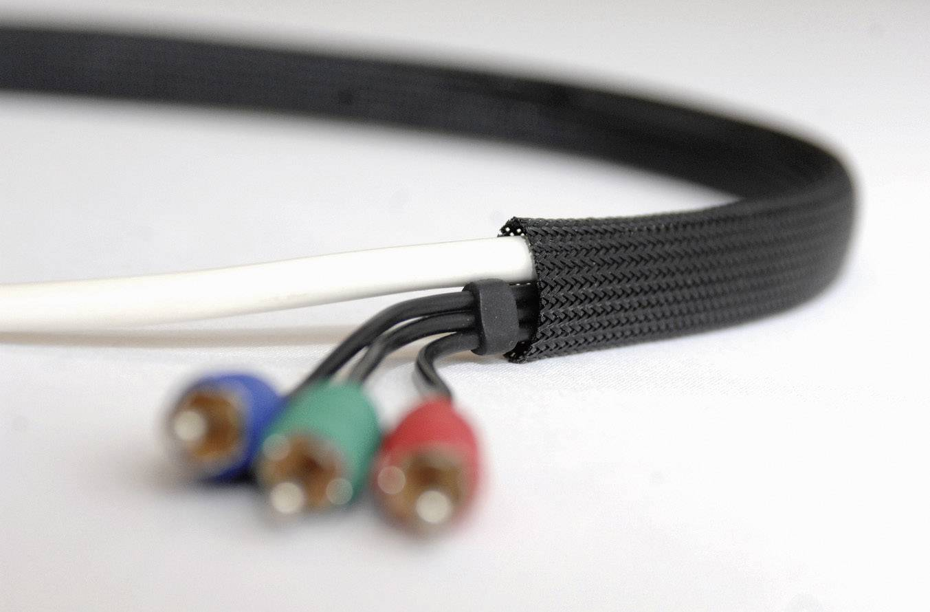 Ochranný oplet SILVYN® BRAID Ø svazku: 32 - 44 mm SILVYN® BRAID PA6 NW LAPP 5 m