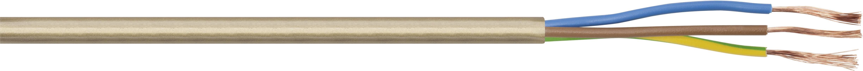 Vícežílový kabel LAPP H03VV-F, 49900067, 3 G 0.75 mm², zlatá, metrové zboží