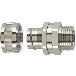 Hadicová spojka rovná HellermannTyton SC20-SM-PG16 166-30414, PG16, 16.90 mm, kov, 1 ks