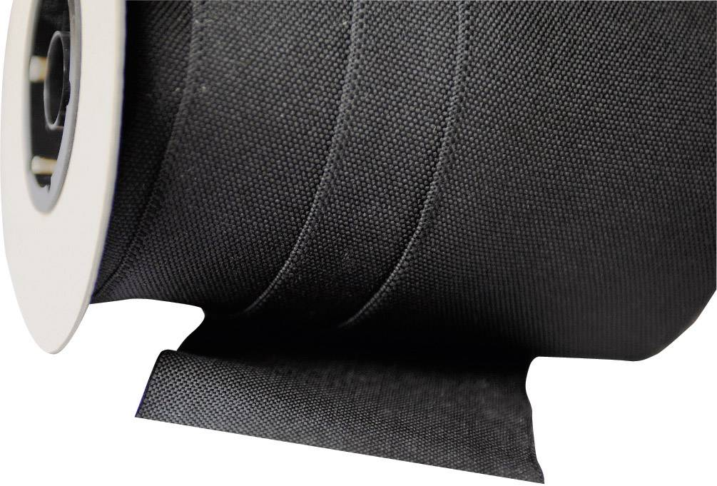 Ochranný oplet LappKabel SILVYN® SHRINK BRAID PET, 12 do 25 mm, 40 do +150 °C, 5 m, čierna