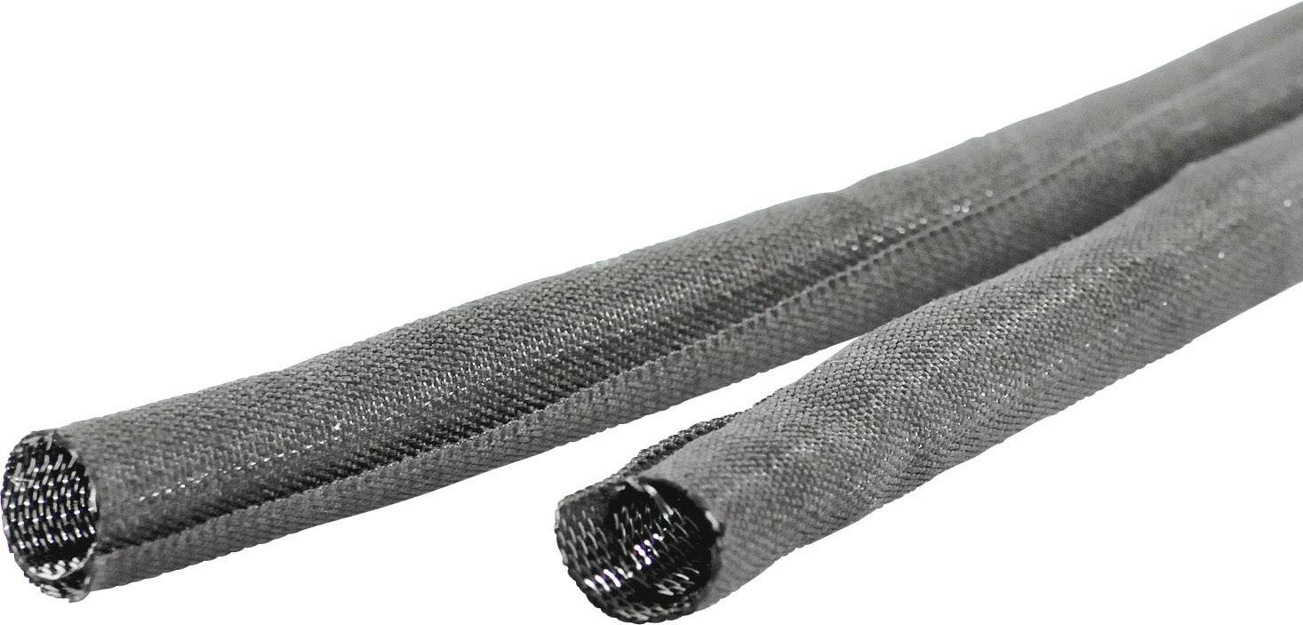 Ochranný oplet LappKabel SILVYN SNAP PET 25 GY (61721280), šedá