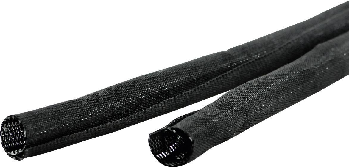 Ochranný oplet LappKabel SILVYN SNAP PET 25 BK (61721282), černá