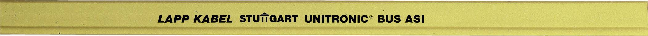 Sběrnicový kabel LappKabel UNITRONIC® BUS 2170230, žlutá, 100 m
