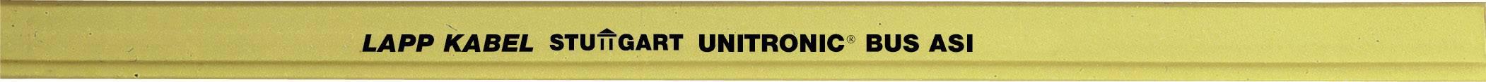 Sběrnicový kabel LappKabel UNITRONIC® BUS 2170230, žlutá, 500 m