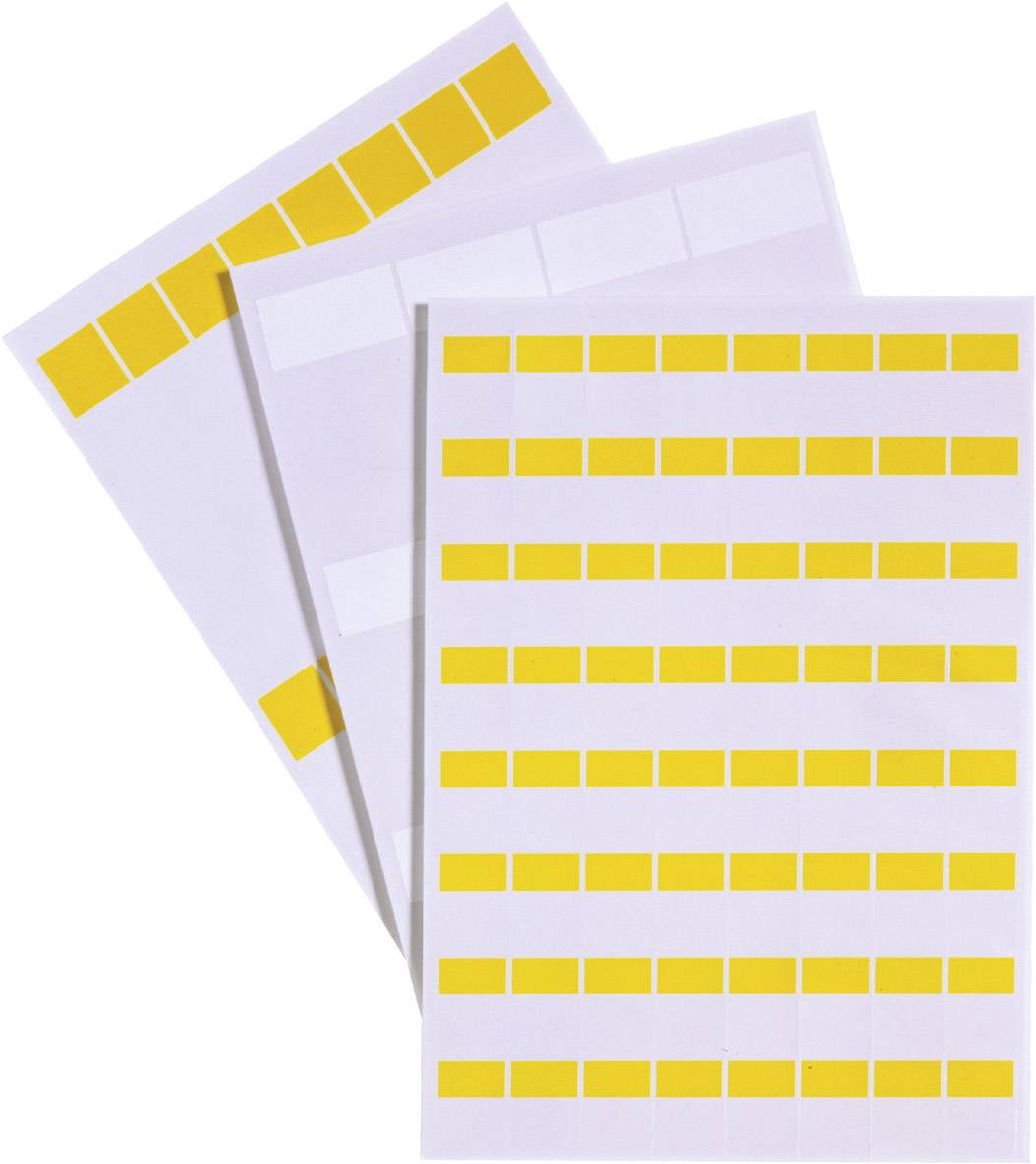 Etikety LappKabel LCK-32 YE (83256142), žlutá