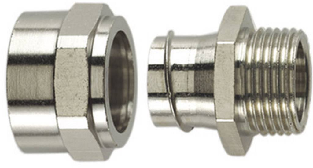 Šroubovací propojka rovná HellermannTyton PCSB12-FM-PG9 (166-33808)