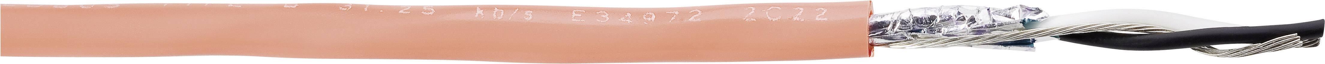Zbernicový kábel Belden 3077F003500, vnější Ø 5 mm, oranžová, metrový tovar