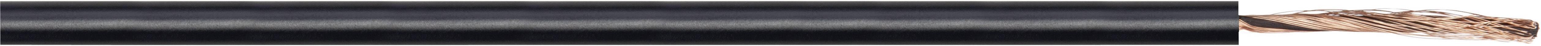 Kytarový kabel LappKabel 49900231, 1 x 0.22 mm², černá, metrové zboží