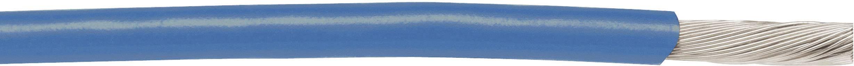 Opletenie / lanko AlphaWire 3055 BL001 1 x 0.82 mm², vonkajší Ø 2 mm, metrový tovar, modrá