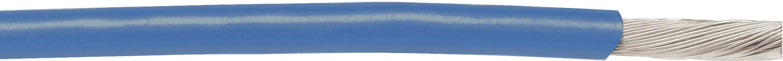 Opletenie / lanko AlphaWire 3075-005-BLU 1 x 0.82 mm², vonkajší Ø 2.81 mm, 30.5 m, modrá
