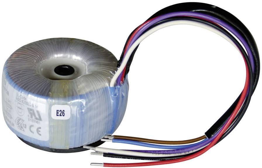 Toroidný transformátor Sedlbauer 825004, 15 VA