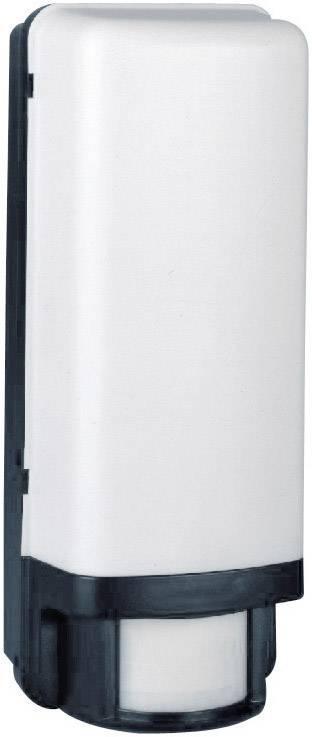 Vonkajšie nástenné svietidlo ELRO ES88, E27, 13 W, čierna/biela